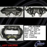 Front Left Loaded Rebuilt Brake Caliper 142.61004