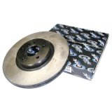 Centric Parts 120.61018 Premium Brake Rotor with E-Coating