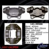Centric Rear Left Unloaded Rebuilt Brake Caliper 141.35506