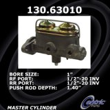 Centric Brake Master Cylin 1961-1983 AMERICAN MOTORS 130.63010