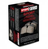 Rear STOPTECH Sport Brake Pads 309.16550