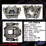 Rear Left Unloaded Rebuilt Brake Caliper BMW 141.34618