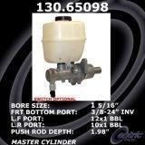 Centric Brake Master Cylinder New for E350 Van Ford E-350 Super 130.65110
