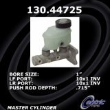 Centric Brake Master Cylinder non ABS Toyota 130.44725