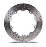 StopTech 120.65116CRY Brake Rotor