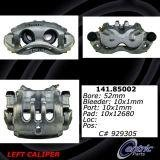 Centric Left Unloaded Rebuilt Brake Caliper 141.85002