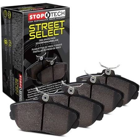 STOPTECH Street Select Brake Pads 305.06180