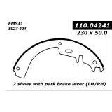 Centric Brake Shoes 1968 - 1975 Opel 111.04241
