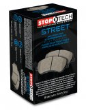 Rear STOPTECH Street Brake Pads 308.12670