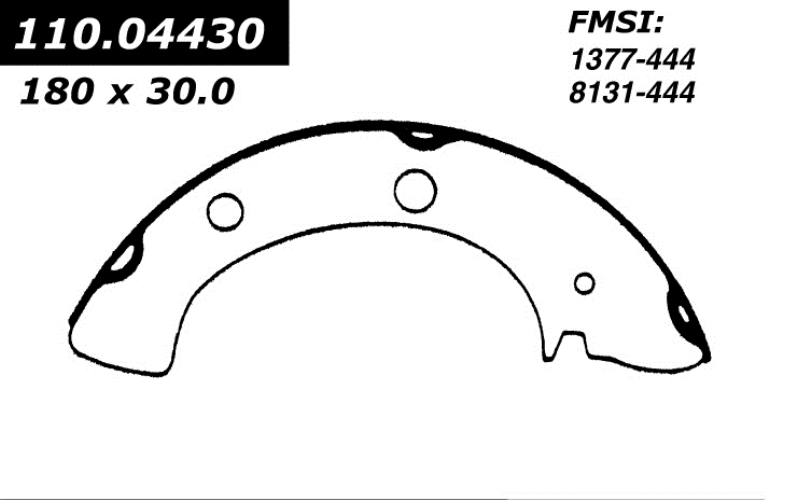 Centric Parts on 1984 subaru gl hatchback