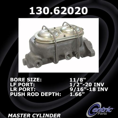 C-Tek Brake Master Cylinder GM 131 62020 [131 62020] - $45 00 : Auto Brake  Center, Brake Pads, Rotors, All Cars, All Models, Free Local Delivery in