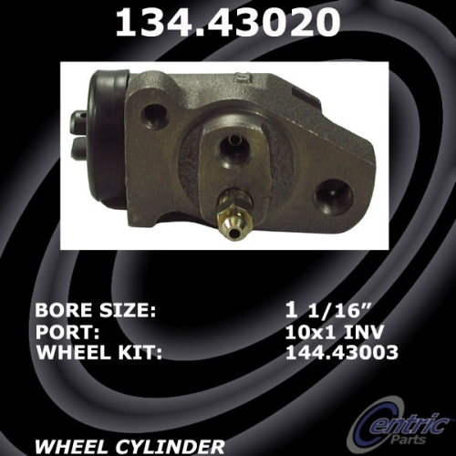 134.43020 New Wheel Cylinder Chevy LUV Front Right