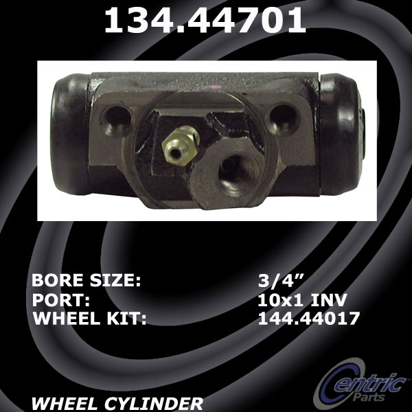 Rear Raybestos Wheel Cylinder Toyota Pickup 2WD WC37634
