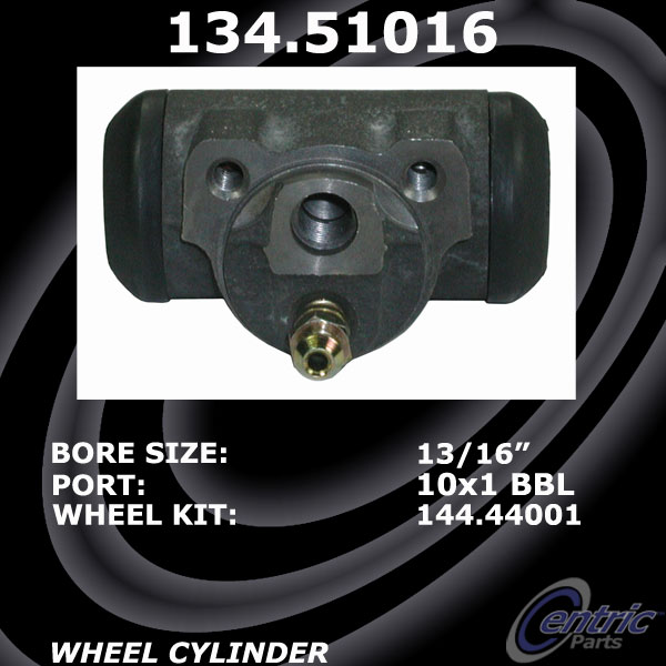 Rear Premium Wheel Cylinder Hyundai 134.51016