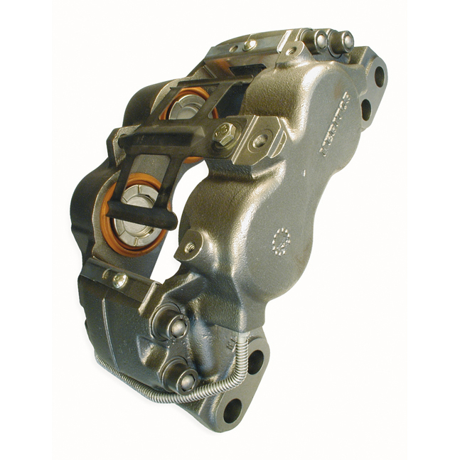 Centric Parts Semi-Loaded Brake Caliper Hino 141.79008