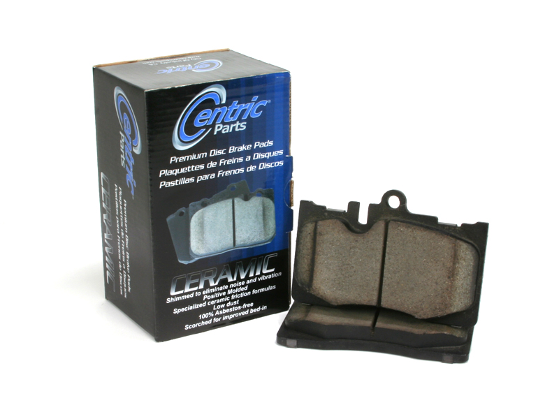 Front Centric Ceramic Brake Pads Infiniti Nissan 301.02660