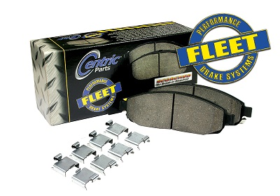 Front Fleet Performance Brake Pads 306.13030
