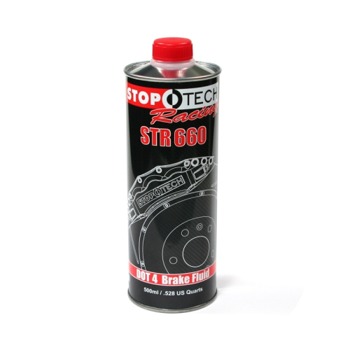 Stoptech High Performance 660F Brake Fluid 501.00002