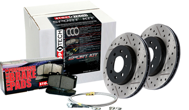 STOPTECH Axle Pack Brake Kits