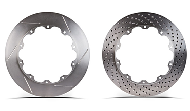 STOPTECH Aero Brake Disc Rings and Pins Click Here