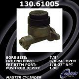 Centric Brake Master Cylinder Ford Mercury 130.61005