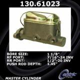 Centric Brake Master Cylinder Ford Lincoln 130.61023