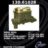 Centric Brake Master Cylinder Ford Lincoln 130.61028