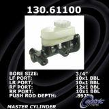 Centric OE Brake Master Cylinder Ford Fiesta 130.61100