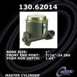 New Centric Brake Master Cylinder Chevrolet 130.62014