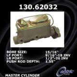 New Centric Brake Master Cylinder Chevrolet 130.62032