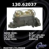 New Centric Brake Master Cylinder Chevrolet 130.62037