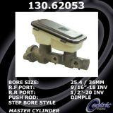 New Centric Brake Master Cylinder Chevrolet 130.62053