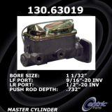 Centric Brake Master Cylinder Plymouth 130.63019