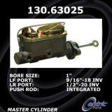 New Centric Brake Master Cylinder Jeep 130.63025