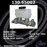 New Centric Brake Master Cylinder Ford 130.65002
