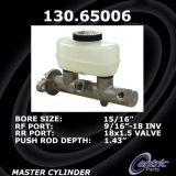New Centric Brake Master Cylinder Ford 130.65006