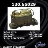 New Centric Brake Master Cylinder Ford 130.62029