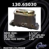 New Centric Brake Master Cylinder Ford 130.65030