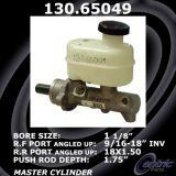 New Centric Brake Master Cylinder Ford 130.65049