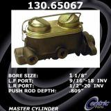 New Centric Brake Master Cylinder Ford 130.65067