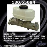 New Centric Brake Master Cylinder Ford 130.65084