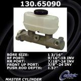 New Centric Brake Master Cylinder Ford 130.65090