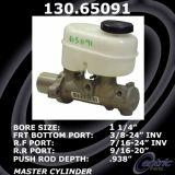 New Centric Brake Master Cylinder Ford 130.65091