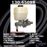 New Centric Brake Master Cylinder Ford 130.65098