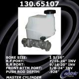 New Centric Brake Master Cylinder Ford 130.65107