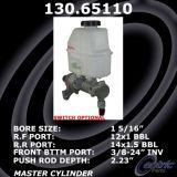 New Centric Brake Master Cylinder Ford 130.65110