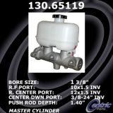 New Centric Brake Master Cylinder Ford 130.65119