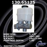 New Centric Brake Master Cylinder Ford 130.65125