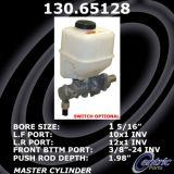 New Centric Brake Master Cylinder Ford 130.65128