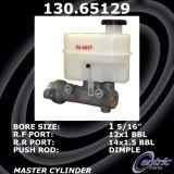 New Centric Brake Master Cylinder Ford 130.65129